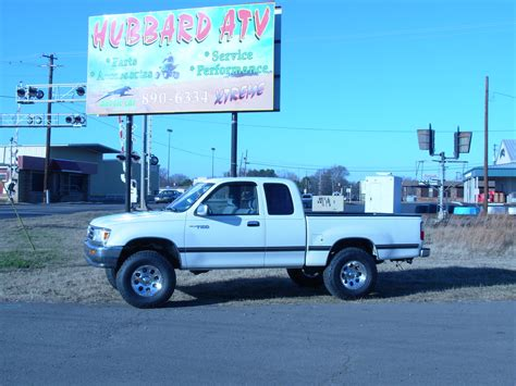 manual repair autos 1994 toyota t100 on board diagnostic system 1995 toyota t100 recall