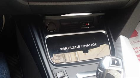 Bmw 2er Wireless Charging by Bmw Wireless Charging Auto Bild Idee