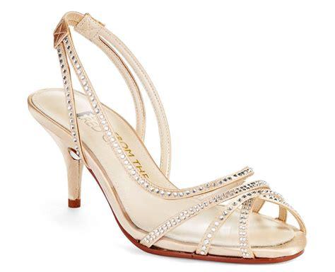 gold dress sandals low heel gold low heel dress shoes fs heel