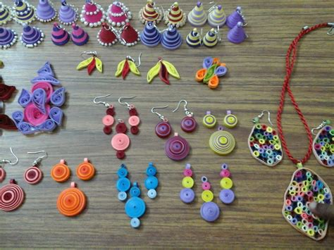 Paper Quilling Crafts For - 16 best photos of quilling paper dolls how to make