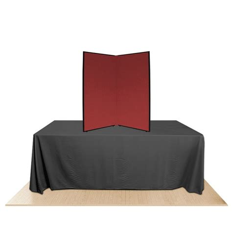 Table Top Display by 2 Panel Promoter45 Table Top Display