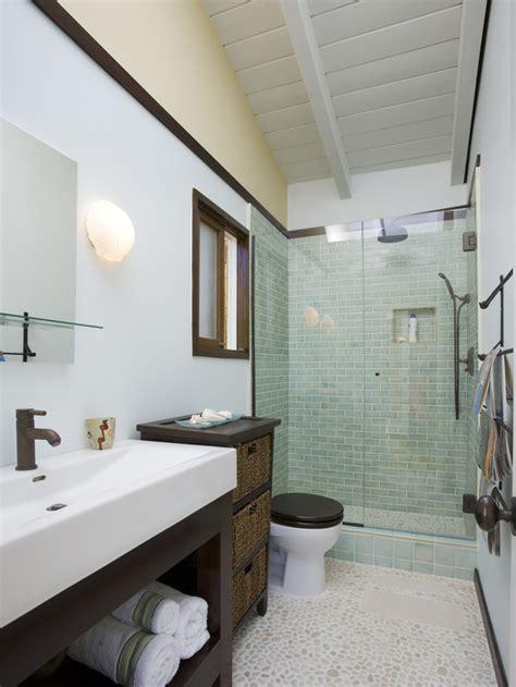 Hgtv Modern Bathroom Ideas Desejo Concedido Banheiros Cara De Lavabos