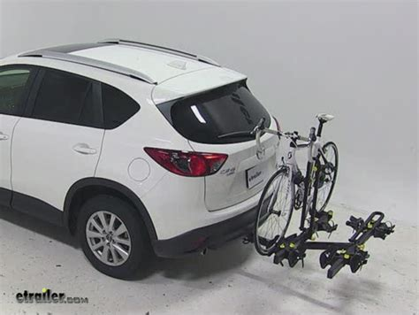 Modified Bicycle Rack by Bike Rack For Mazda Cx 5 Best Cars Modified Dur A Flex