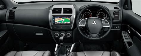 Mitsubishi Asx 2014 Interior by