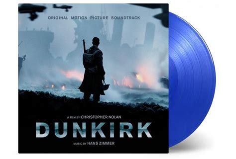 dunkirk film score hans zimmer s dunkirk soundtrack will released on limited