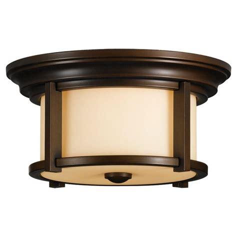 Feiss Merrill 2 Light Heritage Bronze Outdoor Ceiling Ceiling Lights Outdoor