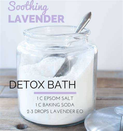 Benefits Of Epsom Salt Bath Detox by 17 Best Ideas About Epsom Salt Uses On Uses
