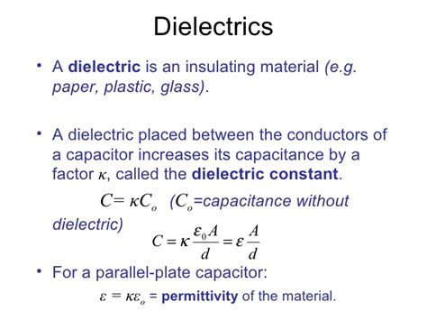 capacitors in parallel mastering physics which of the following will increase the capacitance of a parallel plate capacitor mastering