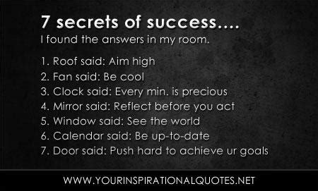 7 Secrets Of Successful by Verve C 9 C S Of Successful