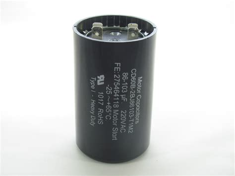 capacitor industry motor starting capacitor cd60b 28 images cd60b 3cj4352r capacitor industries cd60b