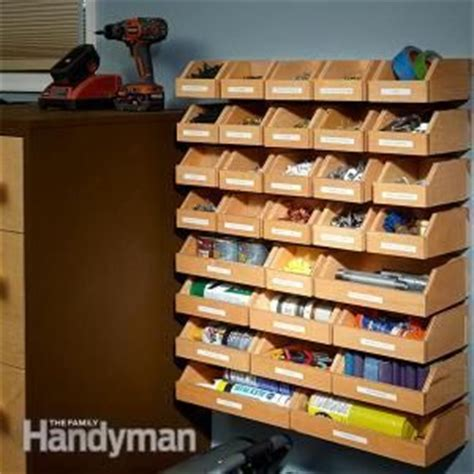 garage shelving plans hardware organizer the family