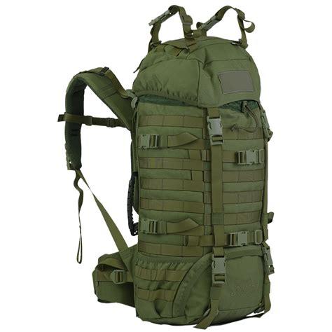 Lomberg Olive Rucksack 1 wisport raccoon 45l rucksack olive green backpacks rucksacks 1st