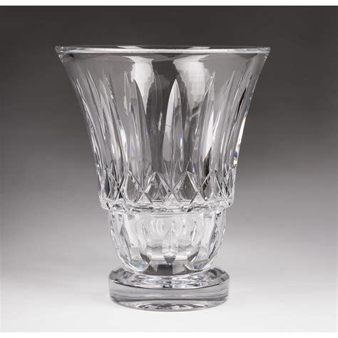 Baccarat Vase by Large Vintage Baccarat Cut Vase From Piatik On