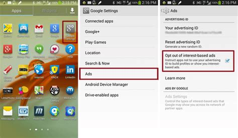 android ads how to stop from selling your browser history digital trends