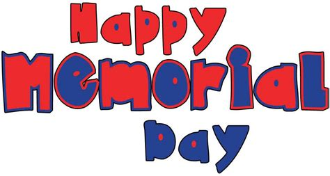 day clip free happy memorial day banner images clip cliparting