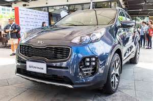 Price Of Kia Sportage In Philippines 2016 Kia Sportage Launched In The Philippines Auto