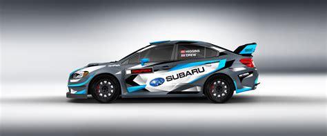 2017 rally subaru subaru rally team usa vermont sportscar livery rally