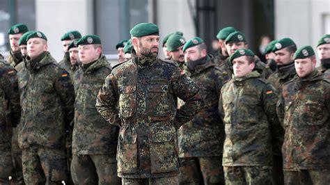 Bewerbung Bundeswehr Wie Lange Kf Gegen Russland Die Bundeswehr Wird Im Baltikum Solange Wie N 246 Tig Pr 228 Sent Sein