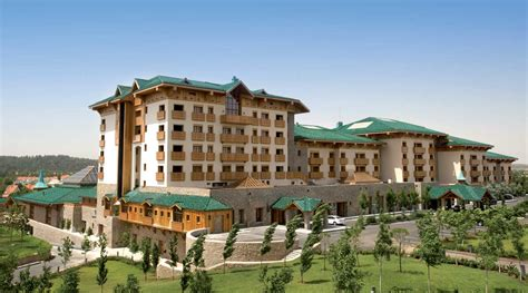Michlifen Ifrane Suites & Spa   Ifrane