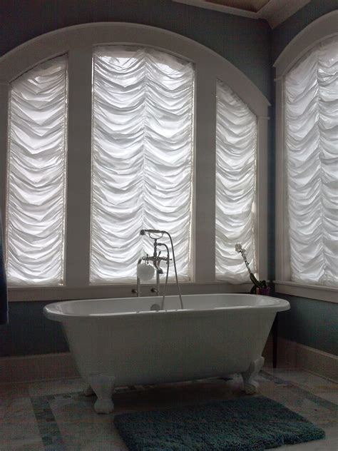 radius window treatment