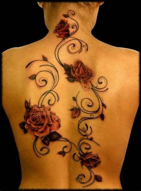 heart rose and vine tattoo designs 25 best ideas about vine tattoos on