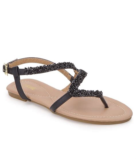 best offers on sandals lavie black sandals snapdeal price sandals deals at
