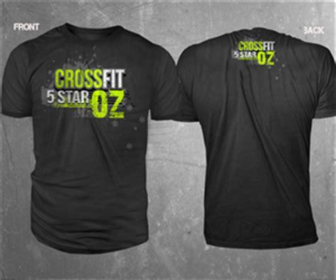 design a crossfit shirt bold personable t shirt design job t shirt brief for
