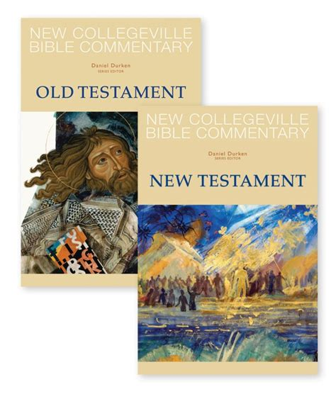 new collegeville bible commentary one volume hardcover edition books psalms 1 72 new collegeville bible testament