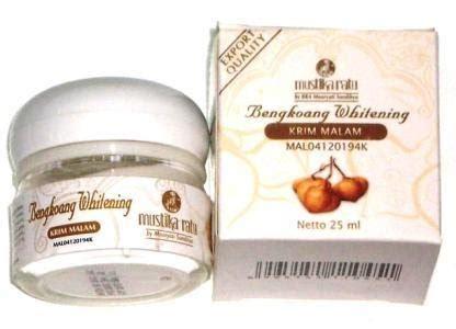 Harga Mustika Ratu Bengkoang Whitening Series produk mustika ratu bengkoang whitening syedzana