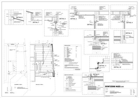 schuur bouwen tekening voorbeeld bouwtekening bouwtekening schuur pichiu