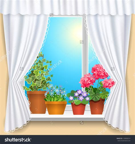 Window Blinds Repair Window Curtains Clipart 49