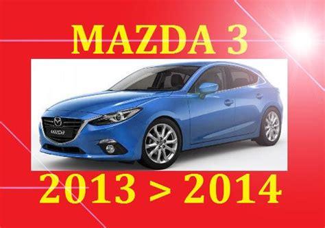 2013 2014 mazda 3 mazda3 service repair wiring wor