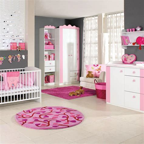 ideas  baby girl room