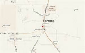 map of florence arizona florence arizona location guide