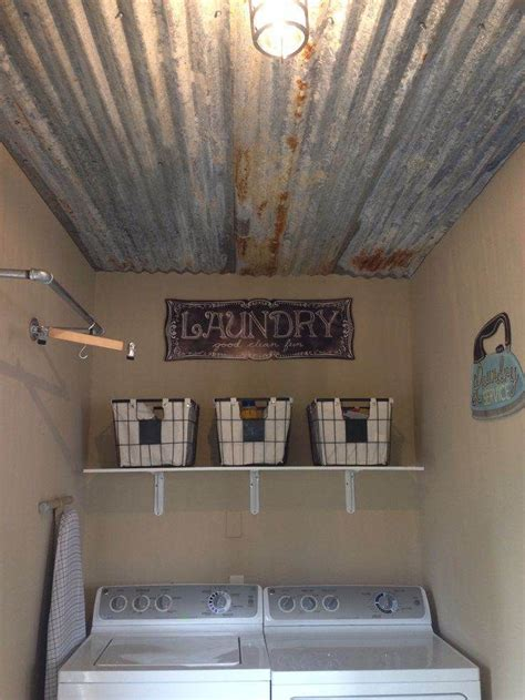 metal laundry hers 25 best ideas about sheet metal wall on tin