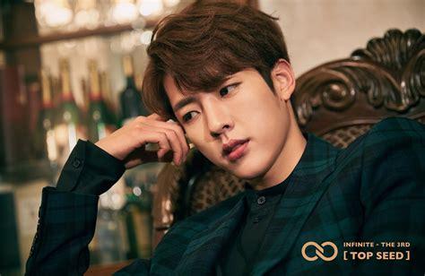 {OFFICIAL} INFINITE Comeback Thread-Top Seed (INFINITE The ... Infinite Sungyeol Masterlist