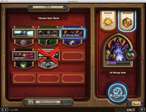 zoolock deck hearthstone no leeory zoolock legendary deck guidescroll