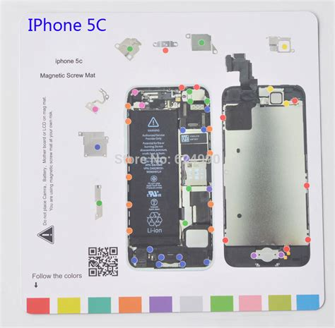 Lcd Asus Zenfone 4s Original wholesale ifixit type quality aaa 25 20cm magnetic mat