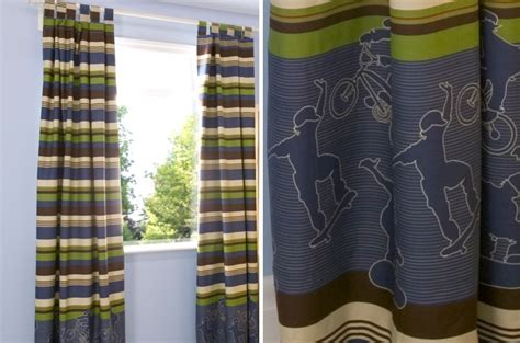 boys sports curtains 17 best ideas about older boys bedrooms on pinterest