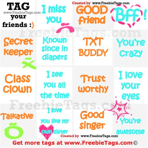 to my tag tag your friends and my pals with trending tags and tagging photos page 4