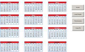Calendario 2018 Argentina Excel Calendario 2018 Cuba 171 Excel Avanzado