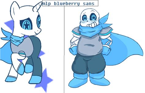 mlp blueberry sans by princess vynley1 on deviantart