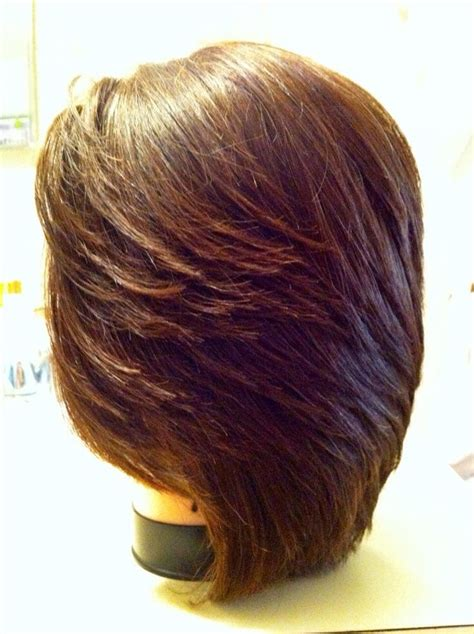 salon basic haircuts vertical braid 1 michelle 17 best images about 90 degree cuts on pinterest 90s