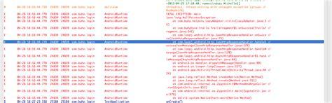 Layoutinflater Crashing | crash upon screen being unlocked