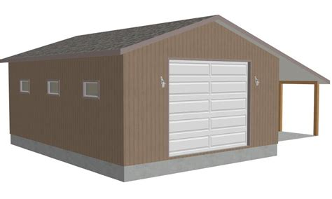 30 x 40 garage plans g372 bachini 8002 15 30 x 40 x 14 detached garage renderings 2 sds