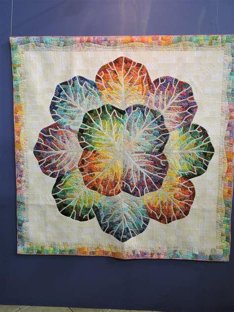 International Quilt Festival by Tokyo International Quilt Festival 2016 Blossom Quilts