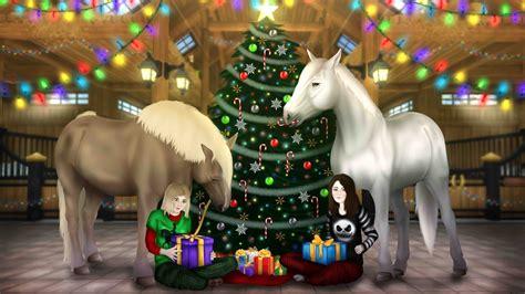 star stable christmas  youtube