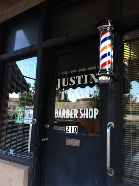 Barber Downtown Albuquerque | justin tyme barber shop barbers downtown albuquerque