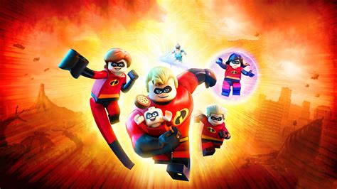 wallpaper 4k lego lego incredibles 2 4k game wallpapers wallpapers hd