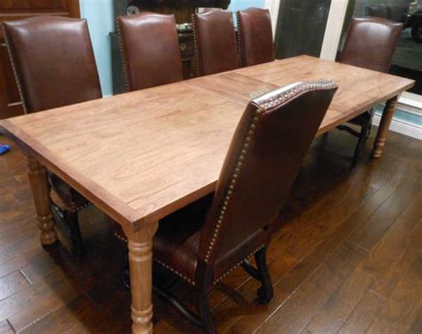 dining tables at www plesums wood